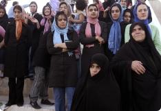Les femmes policier en IRAN Iran